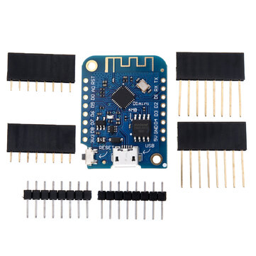 Wemos® D1 Mini V3.0.0 WIFI Internet Of Things Scheda di Sviluppo ESP8266 Basata su 4 MB