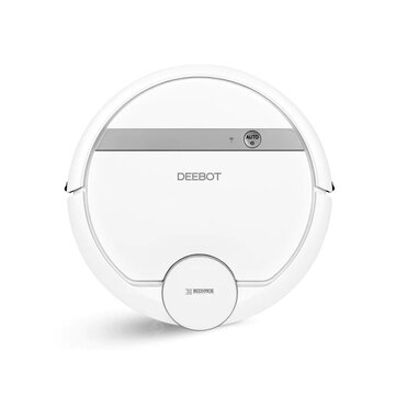 ECOVACS DEEBOT DE55 Robot Vacuum Cleaner Smart Moping APP Remote Control, 100min Working Time