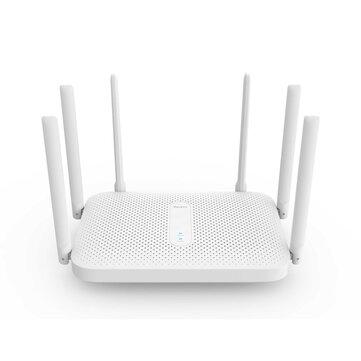 Router Xiaomi Redmi AC2100 2033 Mbps 2.4G 5G Dual Banda Router wireless 6 * Antenne ad alto guadagno 128MB Router WiFi OpenWRT
