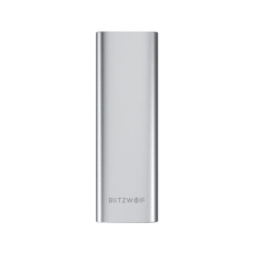 Blitzwolf Bw Pssd1 Ssd 256gb Usb 3 1 Gen 1 High Speed Hard Drive With Type C Port Portable Solid State Disk Support Otg For Mobile Phone Tablet