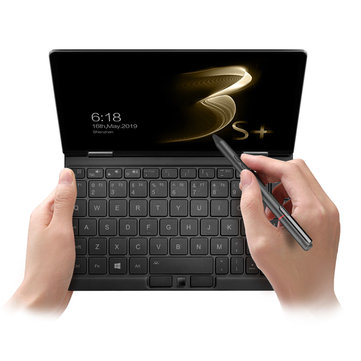 How can I buy ONE-NETBOOK One Mix 3S+ i3-10110Y 8GB RAM 256GB ROM 8.4 Inch 2560*1600 Windows 10 Tablet PC with Bitcoin