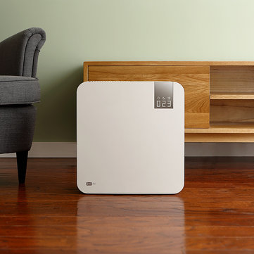 BAOMI 2nd Generation Lite Air Purifier App Control Digital Display High Air Volume Efficient Removal of Formaldehyde&Particulates from Xiaomi Youpin