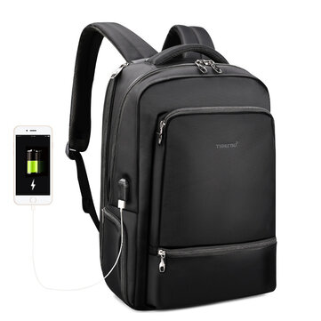 Buy Tigernu 22L USB Backpack Waterproof 15.6inch Laptop Bag Sports Travel Hiking Climbing Rucksack with Litecoins with Free Shipping on Gipsybee.com