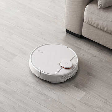 $319.99 for 2019 New Xiaomi Mijia 2 in 1 Robot Vacuum Mop Vacuum Cleaner 2100pa Wifi Smart Planned Clean Mi Home APP