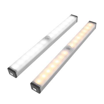 DIGOO DG GYDD 210mm Portable LED Human Body Induction Light Magnetic Adsorption USB Charging 150lm Night Light