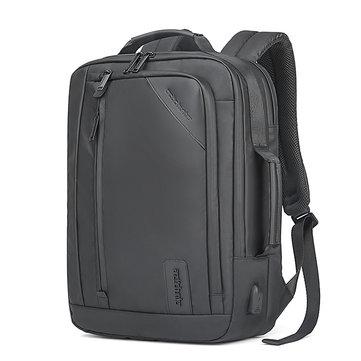 ARCTICHUNTER B00326 Waterproof Men Backpack Outdoor Travel Storage Bags Business Laptop Bags