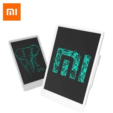 Original Xiaomi 10/13.5 inch Small LCD Blackboard Thin Writing Tablet Digital Drawing Board Electronic Handwriting Notepad