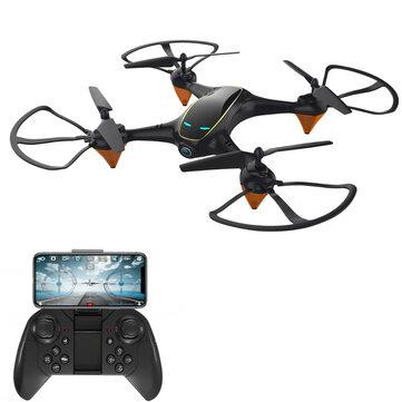 Eachine E38 WiFi FPV with 1080P/4K HD Camera Altitude Hold Mode 12mins Flight Time RC Drone Quadcopter RTF