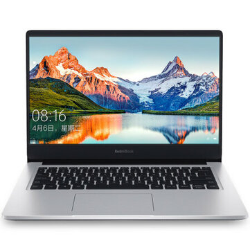Ноутбук Xiaomi RedmiBook 14.0 дюймовий Intel Core i3-8145U Intel UHD Graphics 620 8G DDR4 256G SSD Ноутбук