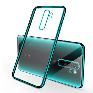 Bakeey Xiaomi Redmi Note 8 PRO Ultra-thin Shockproof Elac-plating Soft TPU Protective Case