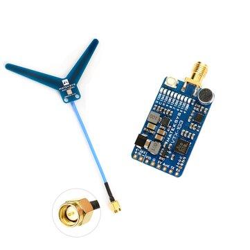 MATEK Systems VTX-1G3-9 1.2Ghz 1.3Ghz 9CH International INTL Version FPV Video Transmitter for RC Drone Goggles Monitor Airplane Long Range