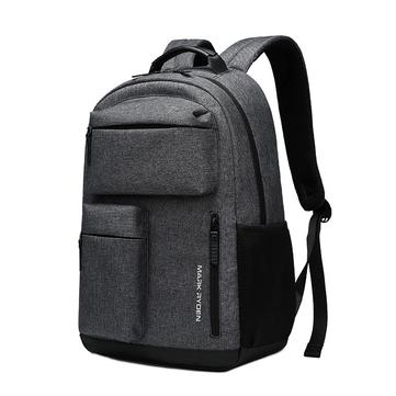 Mark Ryden MR9188 15.6 Inch Laptop Backpack USB Charging Single layer Laptop Bag Mens Shoulder Bag Business Casual Travel Backpack Coupon Code and price! - $34