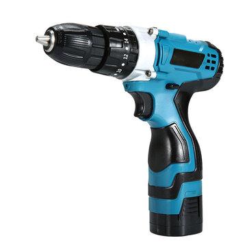 Minleaf 12V 16.8V Impact Electric Drill