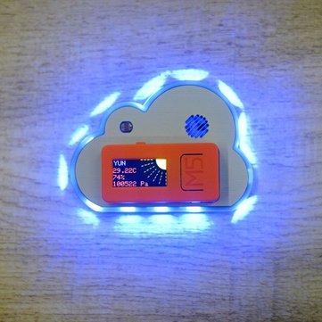 M5Stack® M5StickC ESP32 LCD màu PICO Bảng phát triển IoT nhỏ + Cơ sở đo lường thông tin môi trường đa chức năng YUN HAT