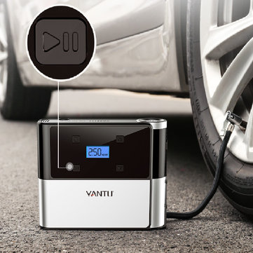 10%OFF for YANTU 12V 50s Inflation Air Pump