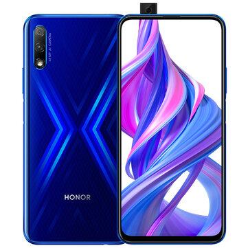HUAWEI Honor 9X 6.59 inch 48MP Dual Rear Camera 4000mAh 4GB RAM 64GB ROM Kirin 810 Octa Core 4G Smartphone