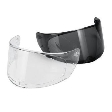 Buy Bike Motorcycle Full Face Helmet Lens Shield Shade Sunshade Glasses for LS2 FF328 FF320 FF353 with Litecoins with Free Shipping on Gipsybee.com