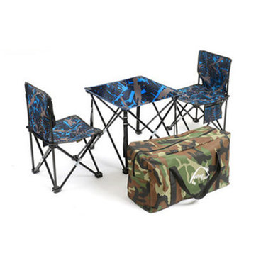 20% OFF for Outdoor Portable Folding Chair Camping Picnic Table Set