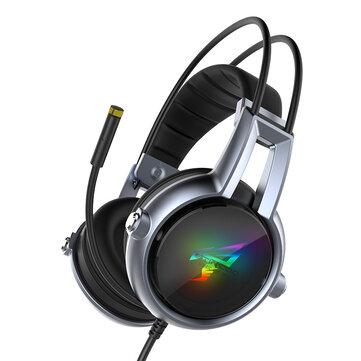 Somic E95-20 USB Virtual 7.1 Gaming Headphone Soft Flexible Stereo...