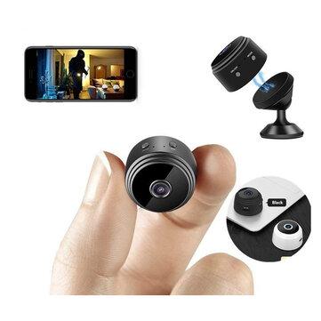 1080P HD Mini Wireless WIFI IP Camera  DVR Night Vision Home Security