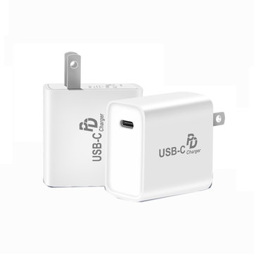18W PD Fast Charging Wall Charger USB Type C Power Adapter for iPhoneXS max XR X 8plus Mobile Phone for sale in Litecoin with Fast and Free Shipping on Gipsybee.com