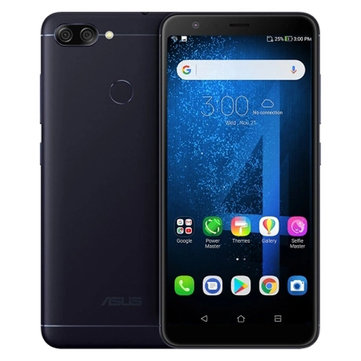 ASUS ZenFone Max Plus (M1) ZB570TL Global Version 5.7 Inch FHD+ 4130mAh 4GB RAM 64GB ROM MT6750T Octa Core 4G Smartphone