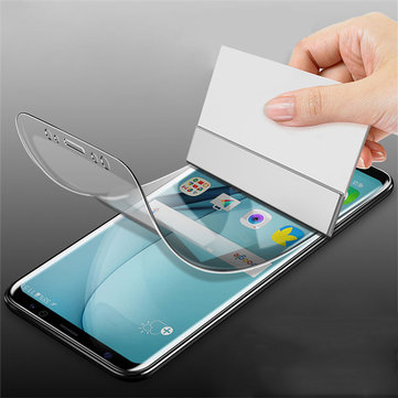 Bakeey 3D Curved Edge Hydrogel Fingerprint Resistant Screen Protector For Samsung Galaxy Note 8