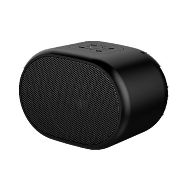 Bakeey BT1 TWS Mini Wireless bluetooth 5.0 Speaker Portable FM Radio TF Card U Disk Outdoors Speaker Mic