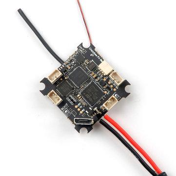 Happymodel Mobula6 Part Crazybee F4 Lite 1S Flight Controller AIO ESC Receiver & 25mW VTX for RC Drone