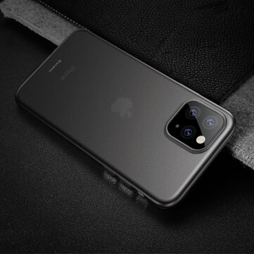 Baseus Ultra Thin Anti-scratch Matte Translucent PP Protective Case for iPhone 11 Pro Max 6.5 inch