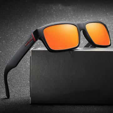 Men Anti-UV Anti-glare Polarized Multi-color Driving Sunglasses