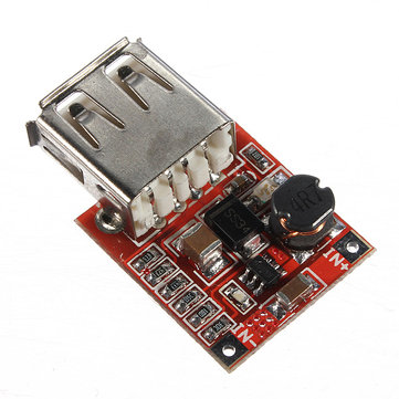 3Pcs 3V To 5V 1A USB Charger DC-DC Converter Step Up Boost Module For Arduino Phone MP3 MP4