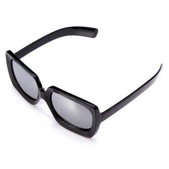 पुरुषों की महिला प्रतिबिंबित चढ़ाना फिल्म बिग फ़्रेम राल यूवी 400 धूप का चश्मा