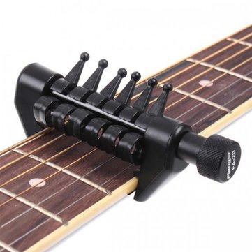 Flanger Electric Guitar Tuning Capo Acoustic Flexi-Capo FA20 Portable