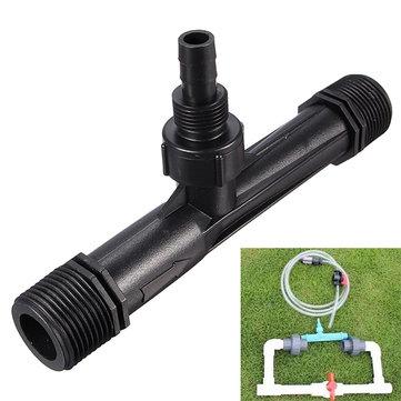 1/2 Inch Venturi Fertilizer Mixer Injectors Agriculture Irrigation Tube