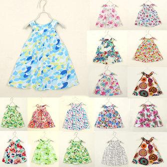 How can I buy 2015 Hot Baby Kids Girls Toddler Party Summer Jumper Skirt Bottega Veneta Floral Dress with Bitcoin