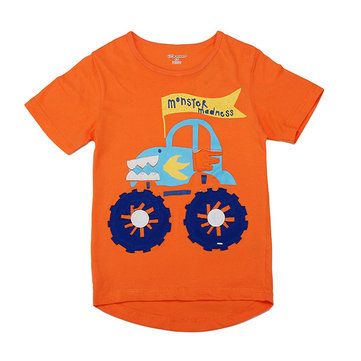 How can I buy 2015 New Little Maven Lovely Car Boy Cotton Short Sleeve T shirt Top  Banggoods New Arrival Babys T shirts On Sale    Pure cotton  soft and comfortable with lots of different styles available all for only $4 99 in June and July   Now is the best time to dress up your special little baby with Bitcoin