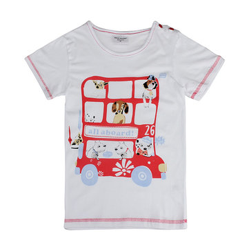 How can I buy 2015 New Lovely Pet Bus Baby Children Boy Pure Cotton Short Sleeve T shirt Top  Banggoods New Arrival Babys T shirts On Sale   Pure cotton  soft and comfortable with lots of different styles available all for only $4 99 with Bitcoin