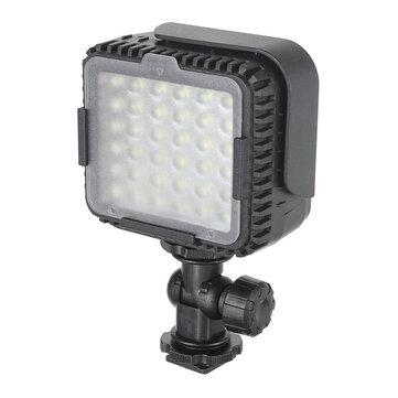CN-LUX360 Portable 36 LED Video Light Lamp For Canon Nikon Camera DV